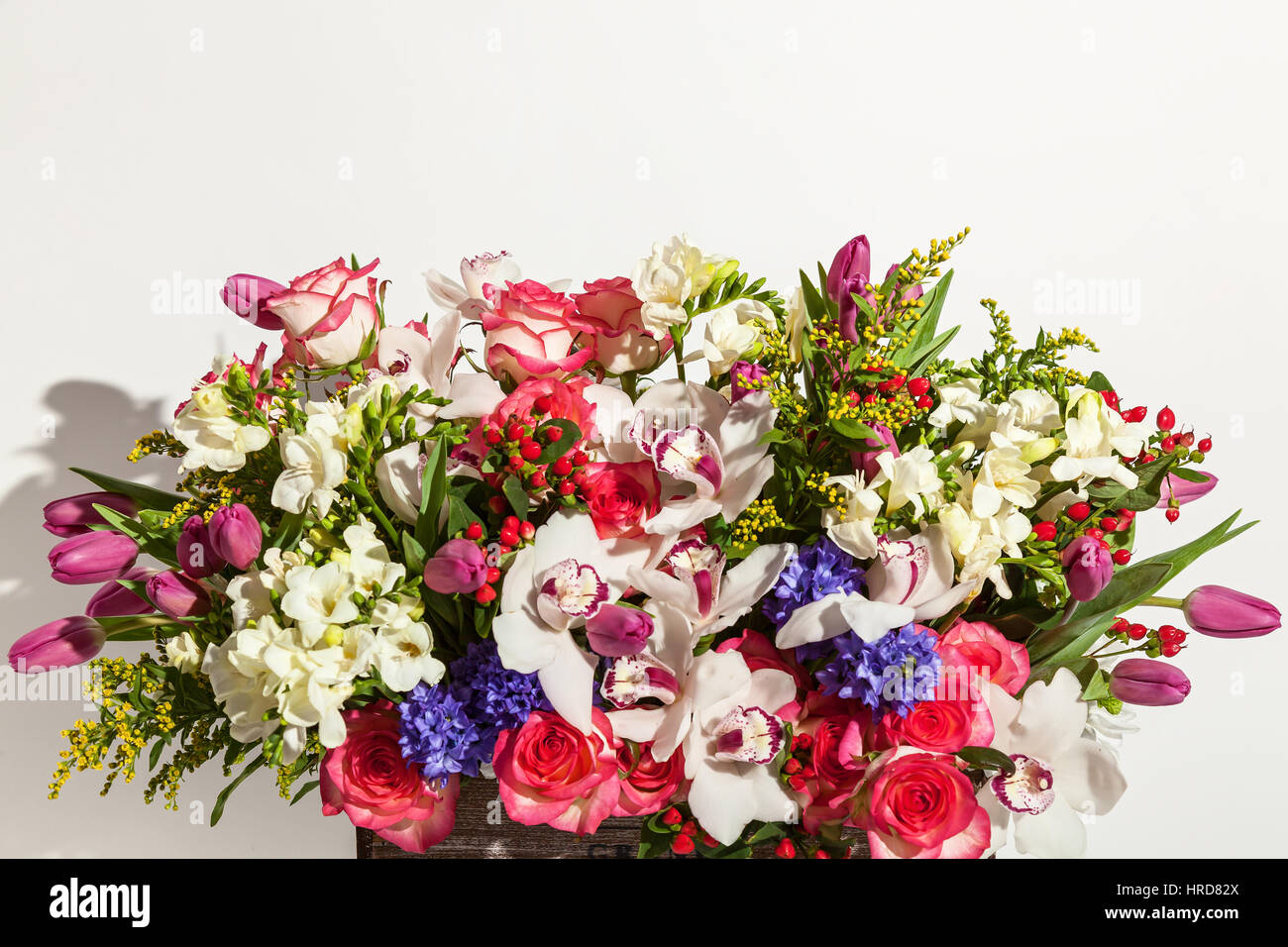 Cute bouquet of different flowers photos images for wedding gown different pictures of flowers great different flower hong guan jin izmirmasajfo Gallery