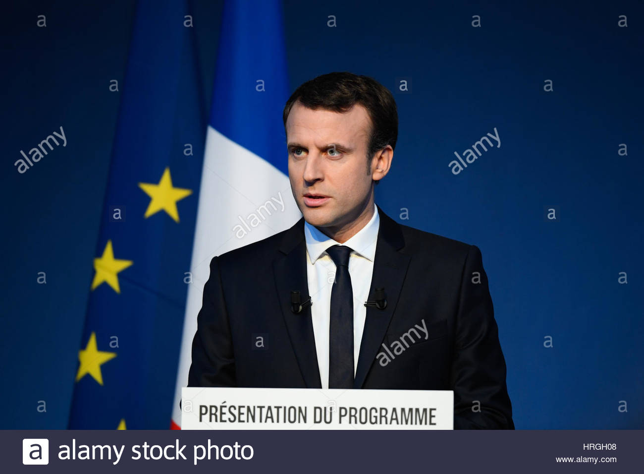 France elections 2017 live - Paris France 2nd Mar 2017 French Presidential Election Candidate For The En