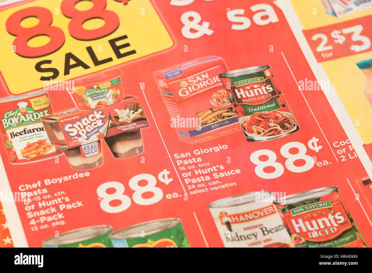 Grocery store coupons usa