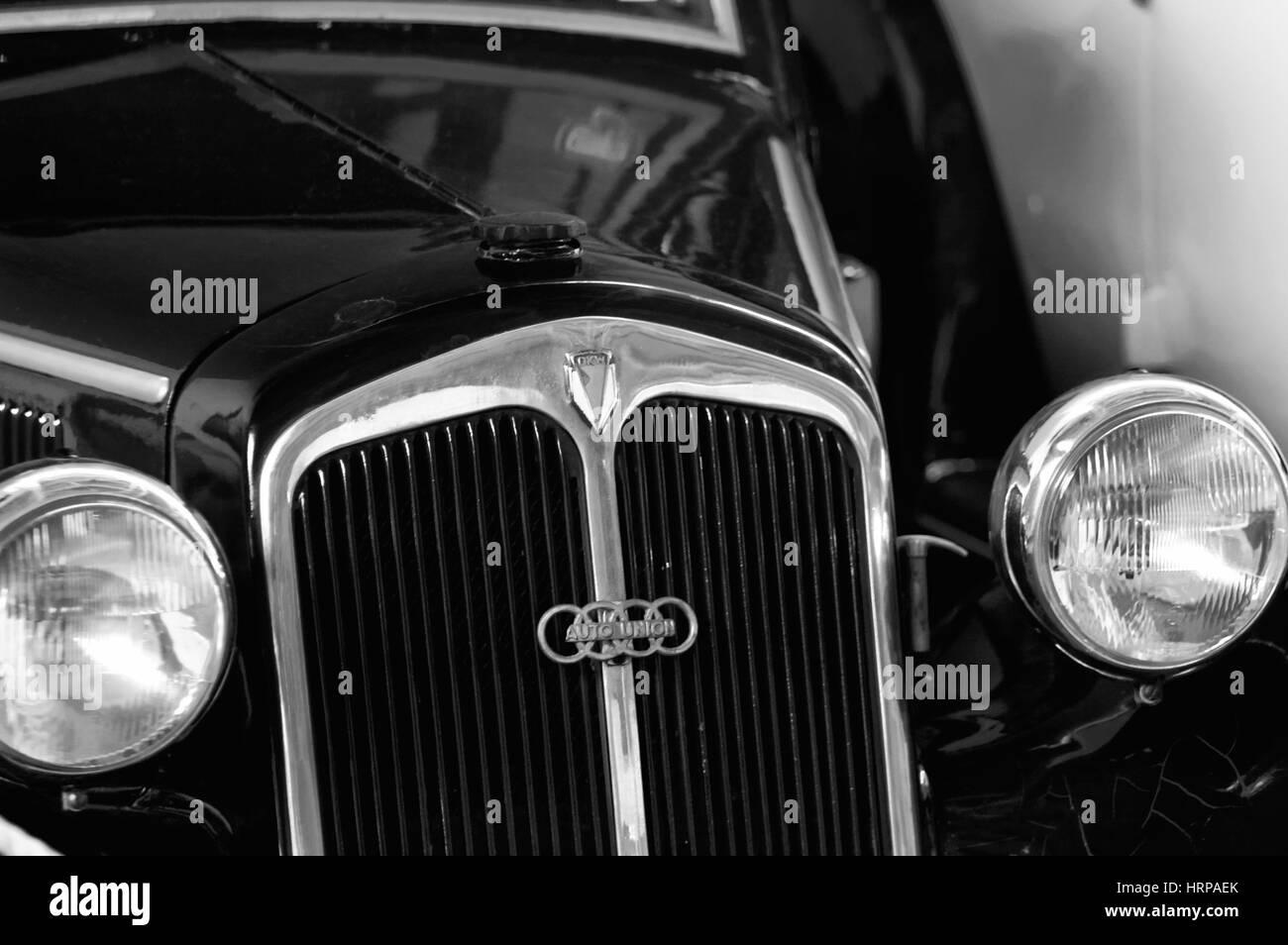 Photo Dkw Classic Cars Year Sedan Auto Union