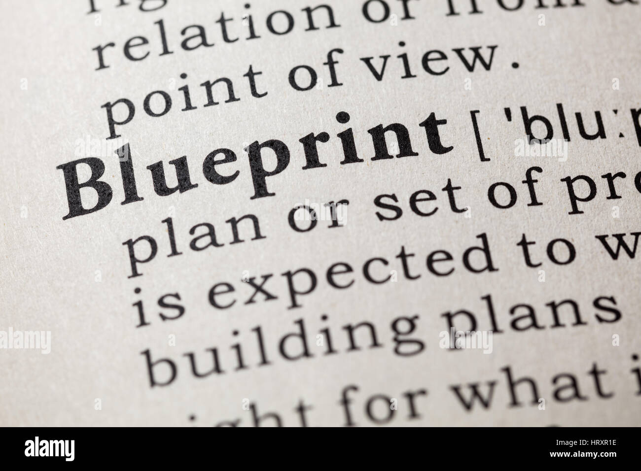 Fake dictionary dictionary definition of the word blueprint stock fake dictionary dictionary definition of the word blueprint including key descriptive words malvernweather Choice Image