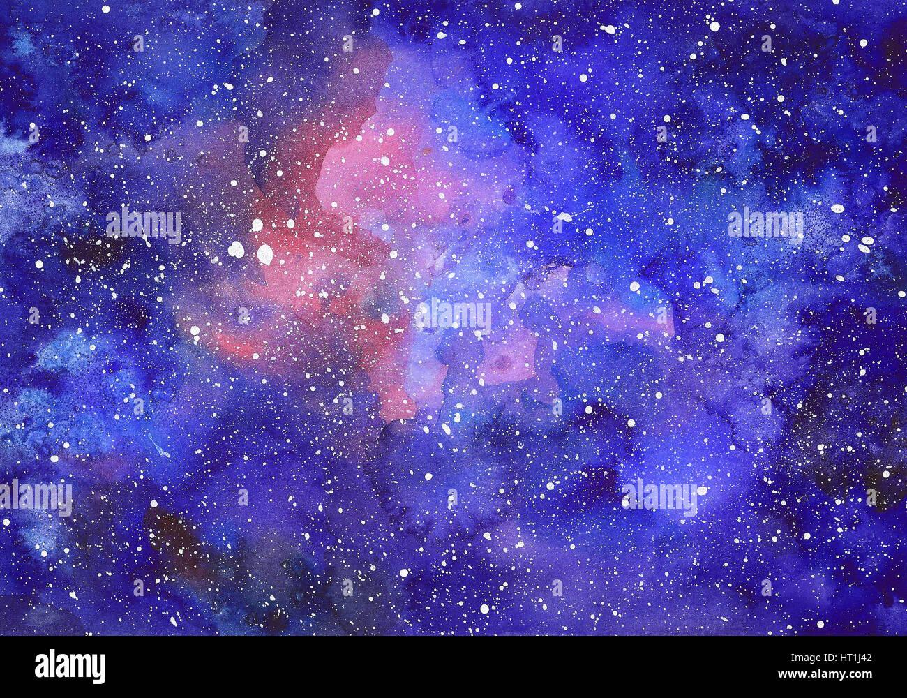 Фиолетовое небо как сделать