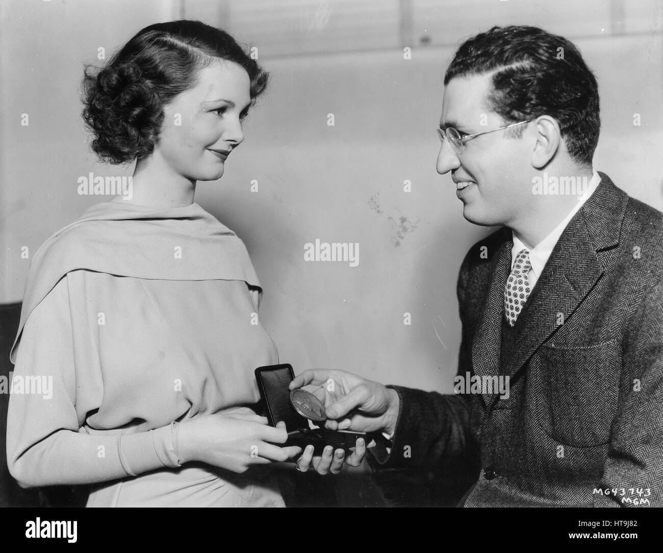 Allan as lucie manette colman had long wanted to play sydney car -  Elizabeth Allan Charming Metro Goldwyn Mayer Featured Player And David O