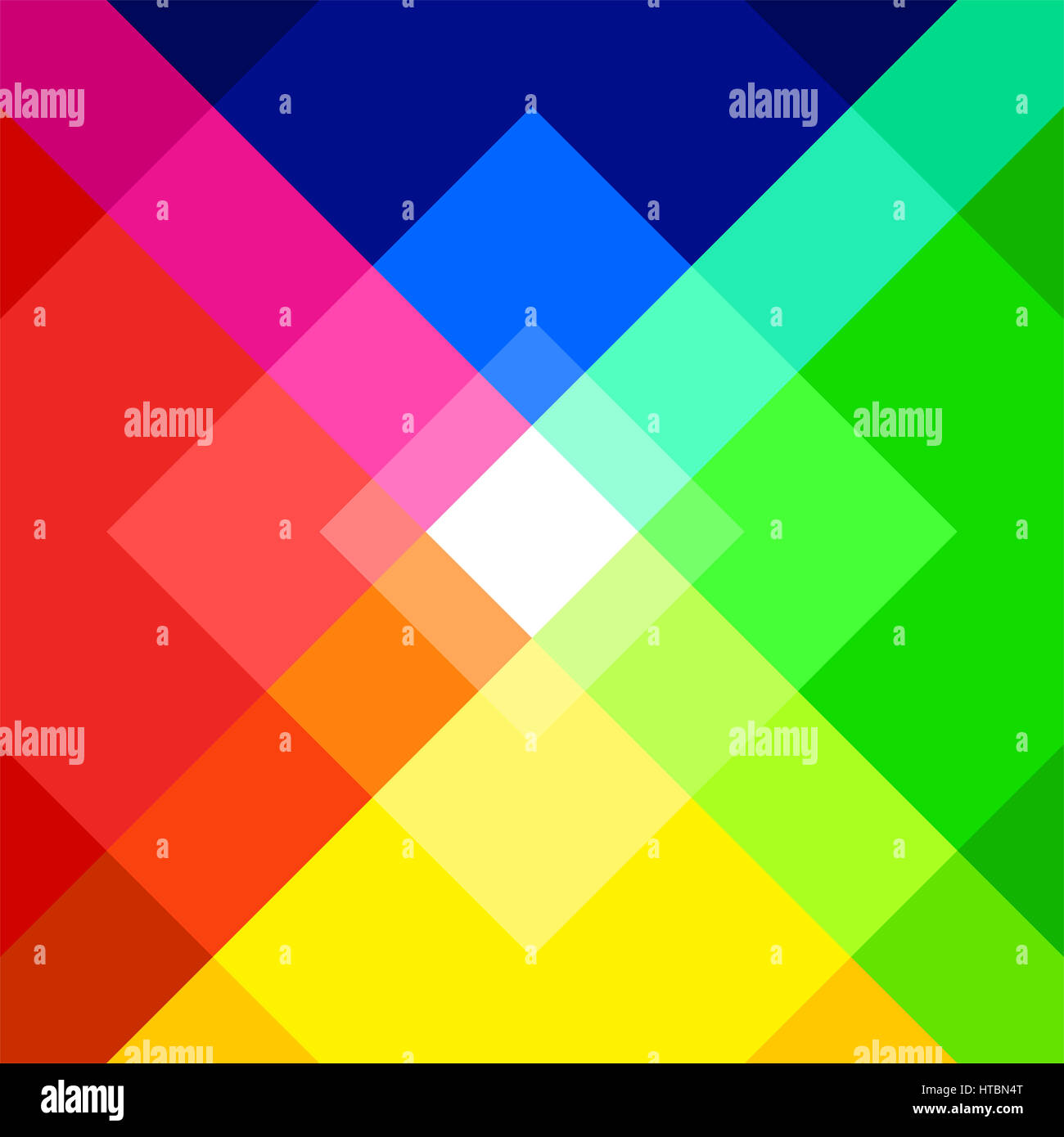 geometric rainbow color background design stock photo royalty