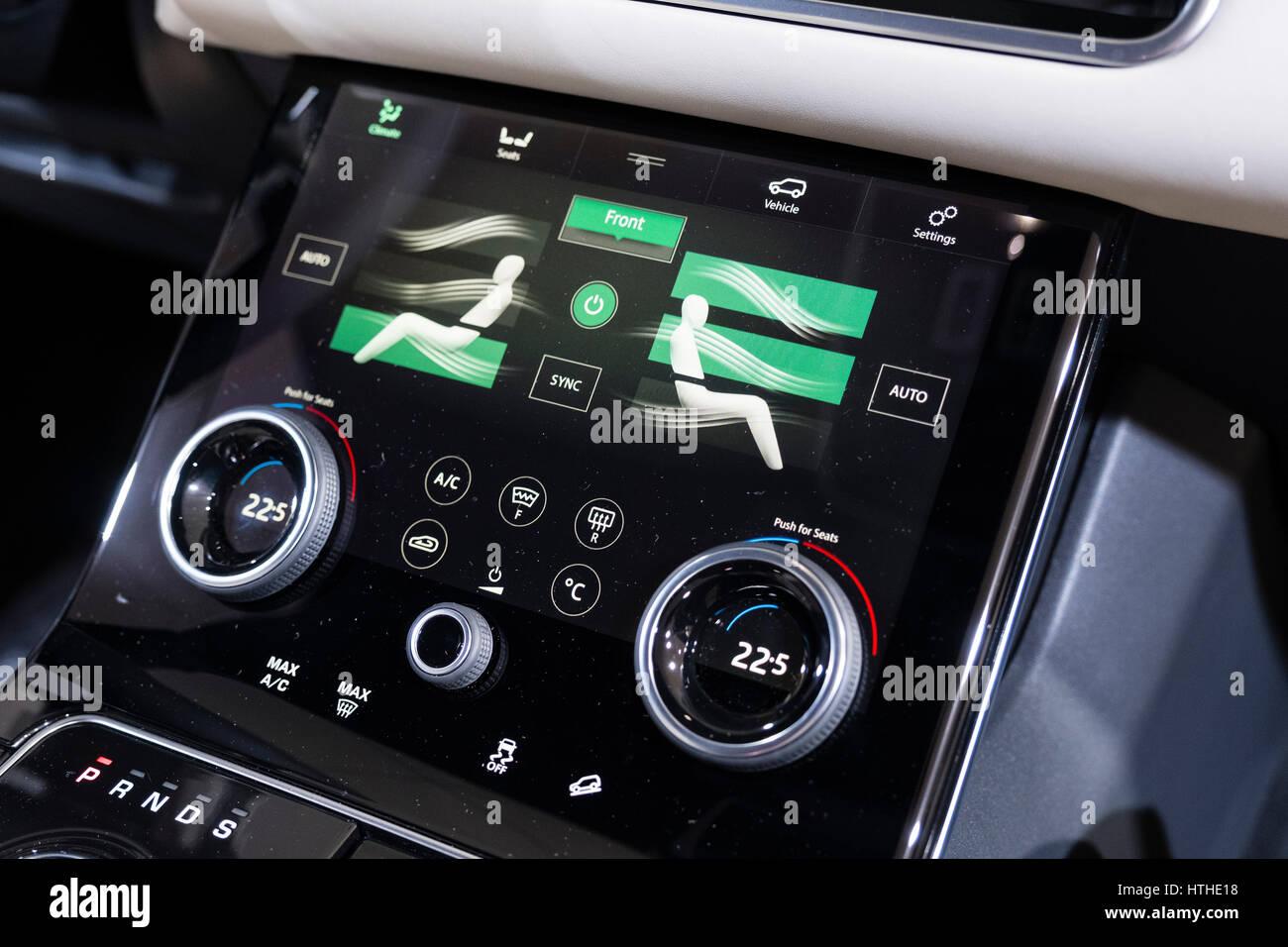 100 Range Rover Dashboard Range Rover 4th