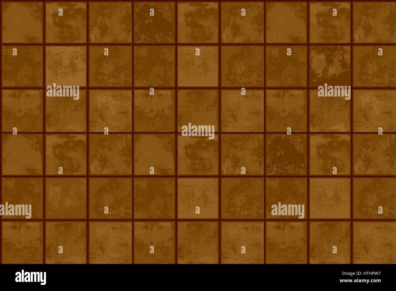 stock vector terracotta floor tiles seamless abstract geometric texture