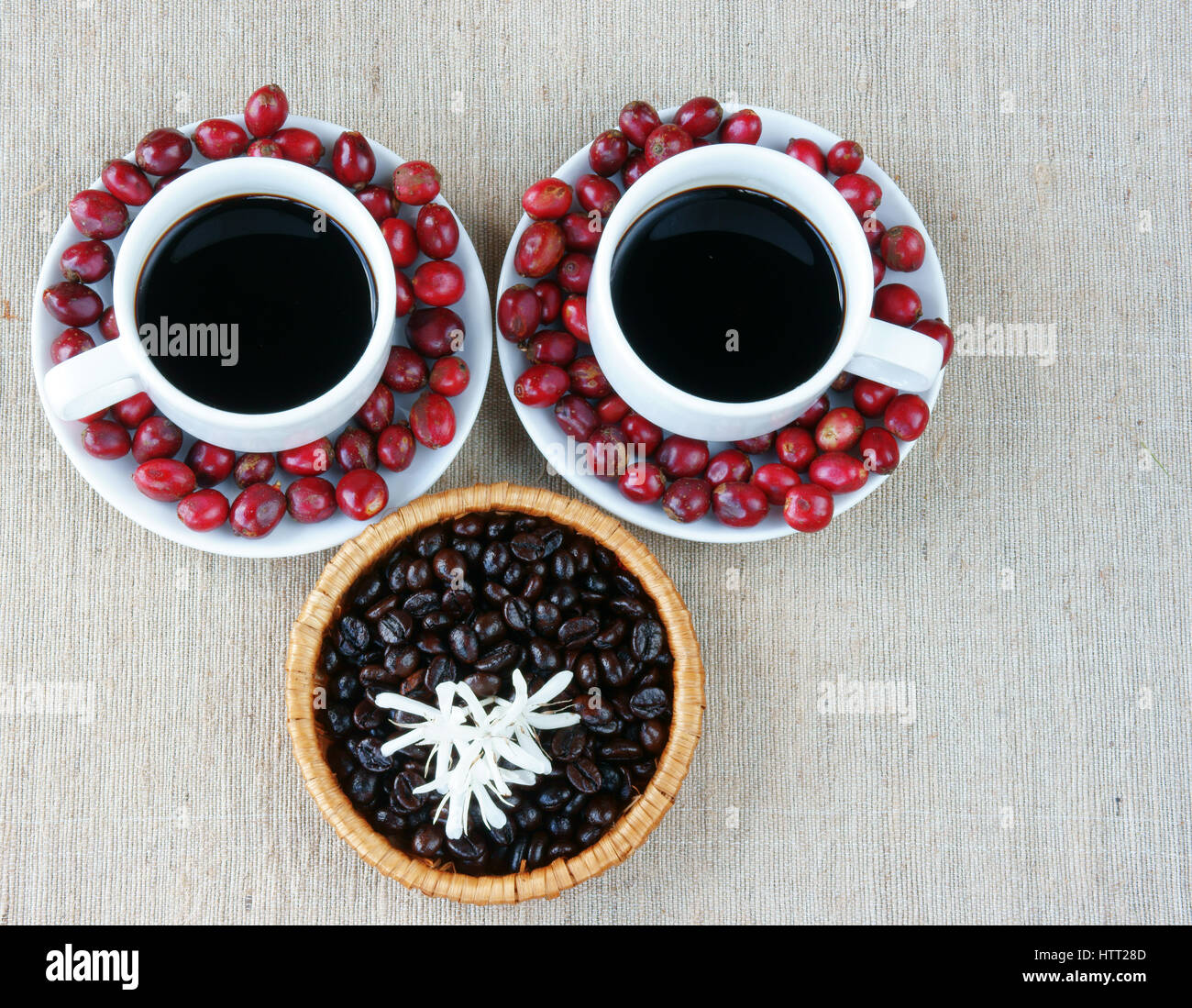 harmony creative for decor from coffee bean cup of black cafe ripe berries - Black Cafe Decor