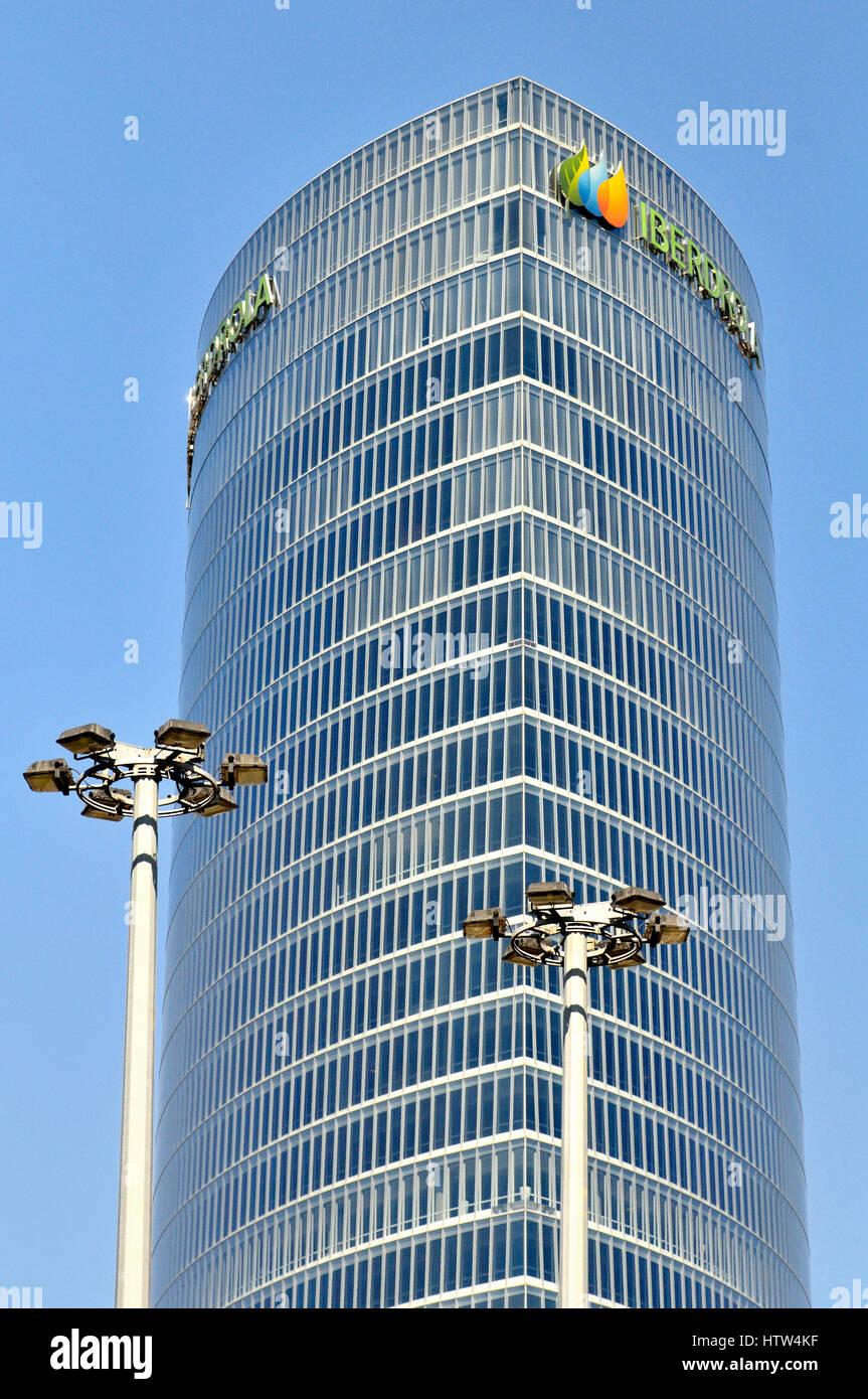 Oficinas de iberdrola en bilbao latest torre iberdrola - Oficinas de iberdrola en bilbao ...