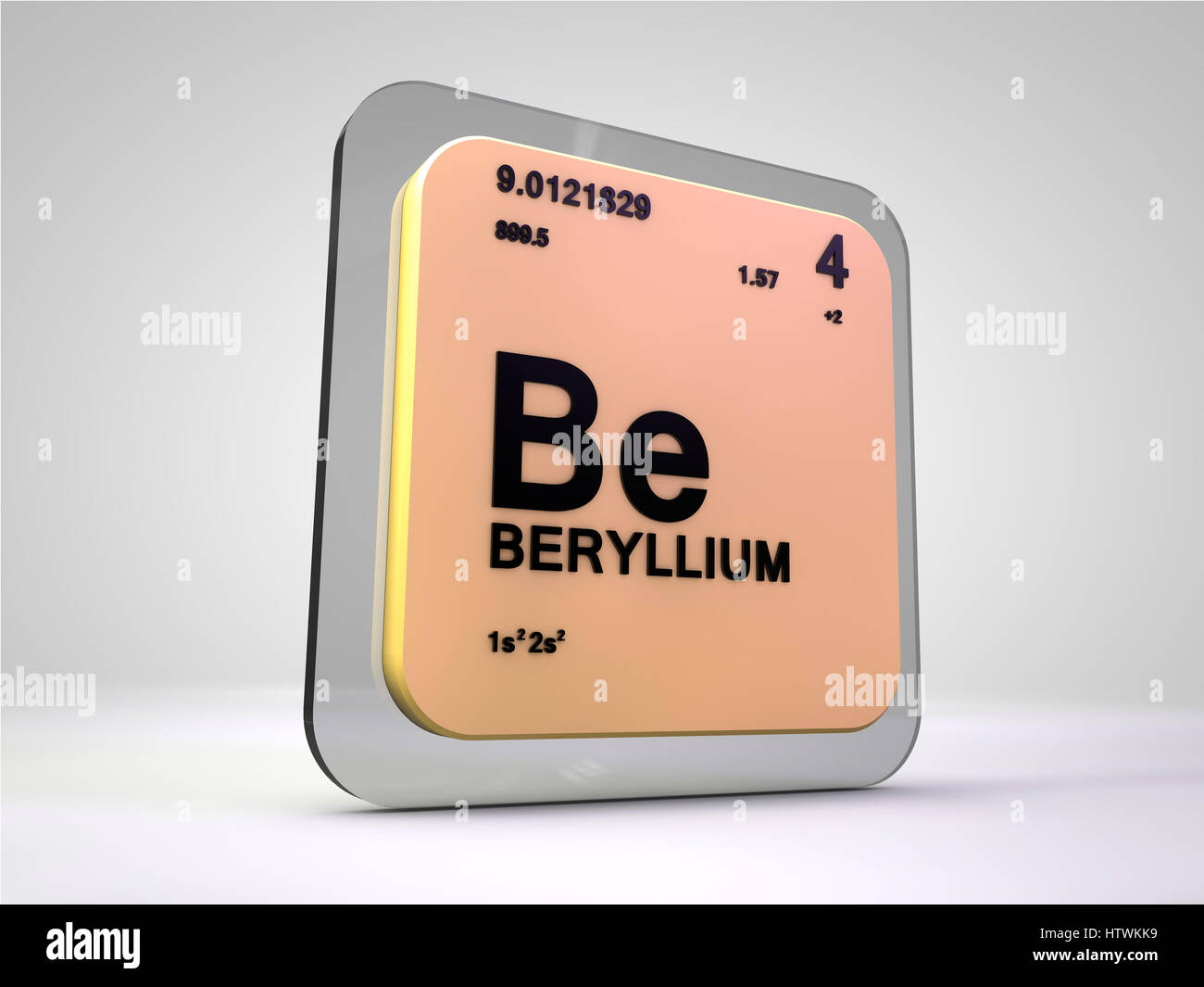 Beryllium be chemical element periodic table 3d render stock beryllium be chemical element periodic table 3d render biocorpaavc Images