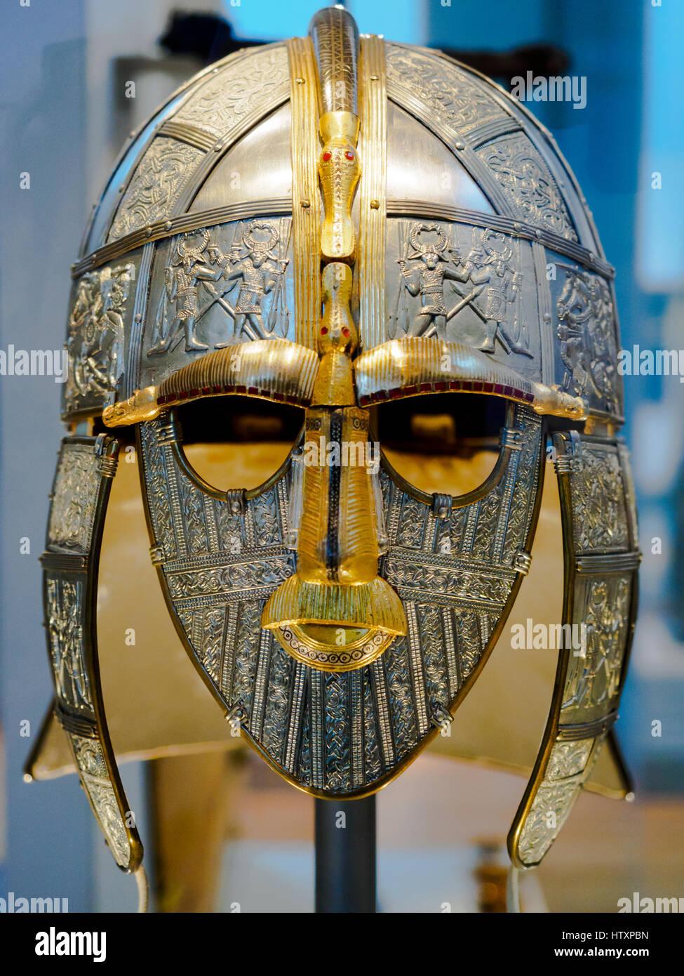 Sutton Hoo Helmet Replica For Sale Replica Of The Anglo