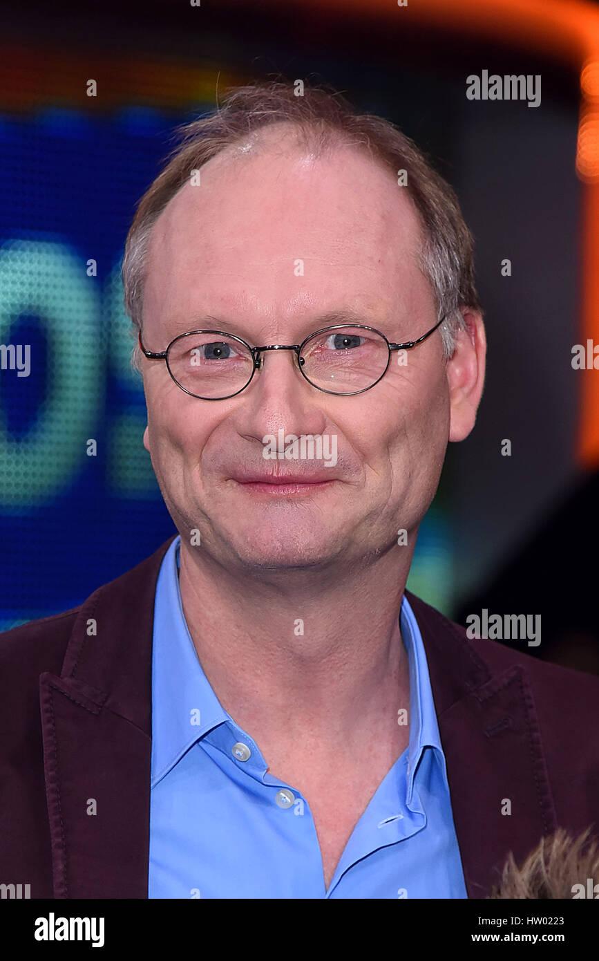 Gross Berlin recording of german ard tv klein gegen gross at studio