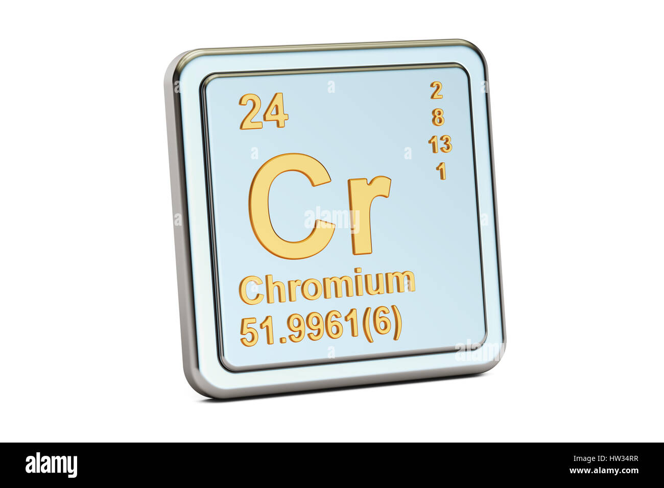 Chromium cr chemical element sign 3d rendering isolated on white chromium cr chemical element sign 3d rendering isolated on white background buycottarizona