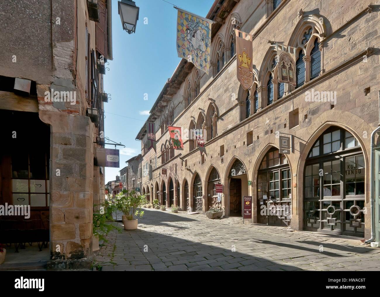 Cordes Sur Ciel Street Stores| France by kdesarth on ...