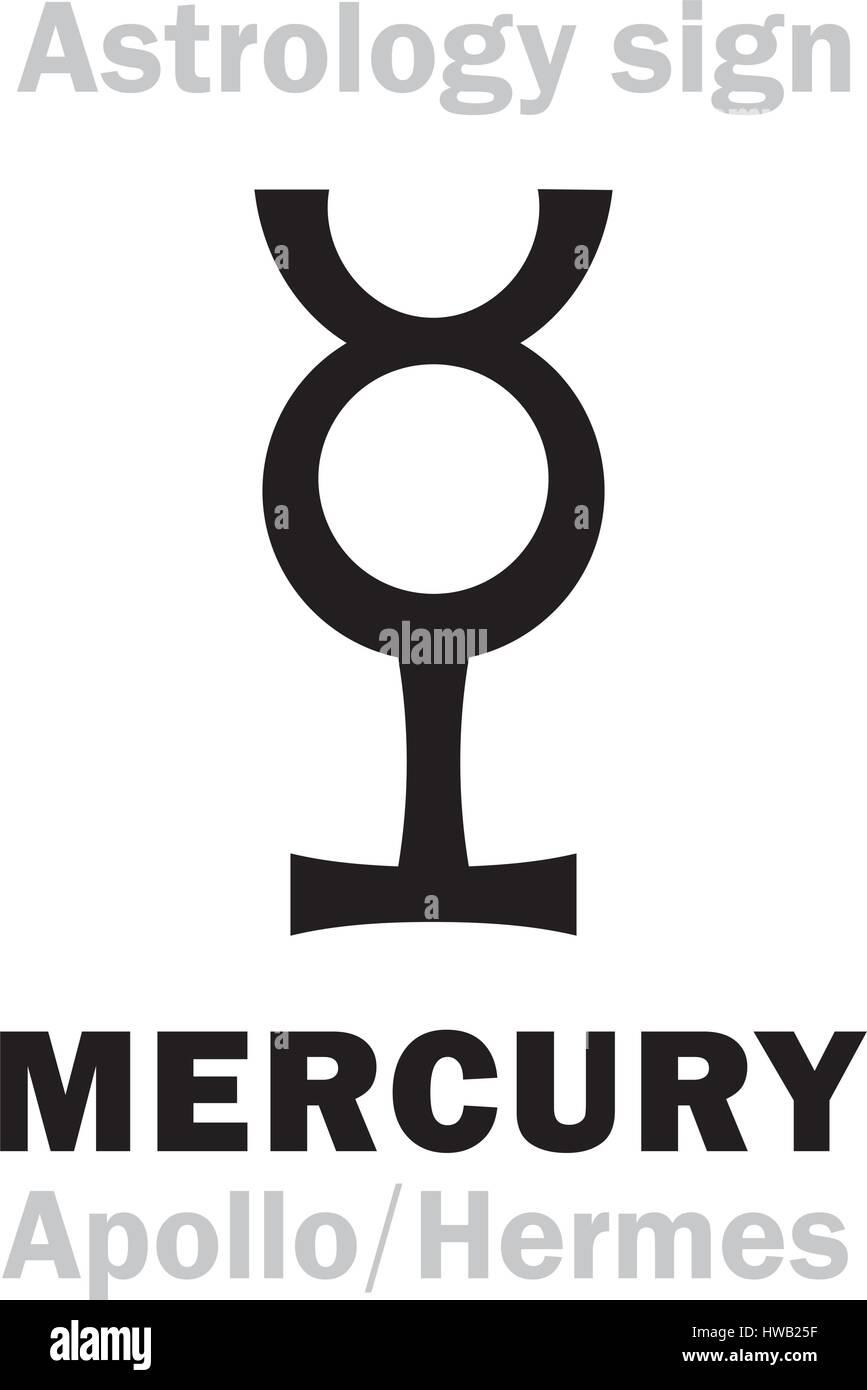 Astrology alphabet mercury apollo hermes the planetary star astrology alphabet mercury apollo hermes the planetary star planet homodrome hieroglyphics character sign ancient greek symbol biocorpaavc