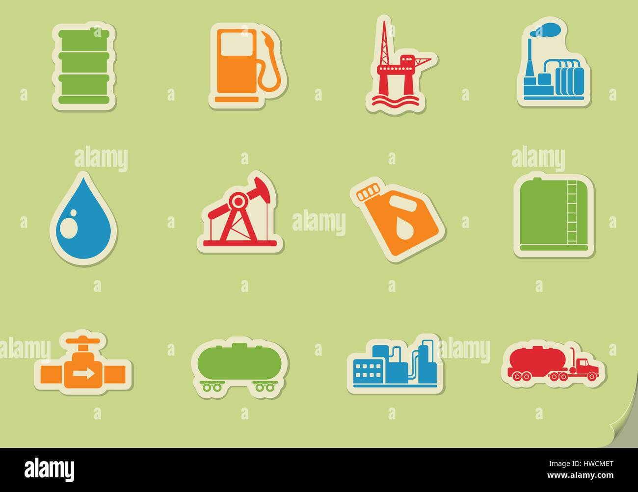 Oil and petrol industry objects simply symbols for web and user oil and petrol industry objects simply symbols for web and user interface buycottarizona