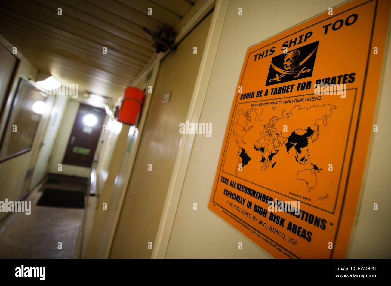 Seychelles Indian Ocean Mahe Island Victoria Warning Sign On - Seychelles victoria map indian ocean