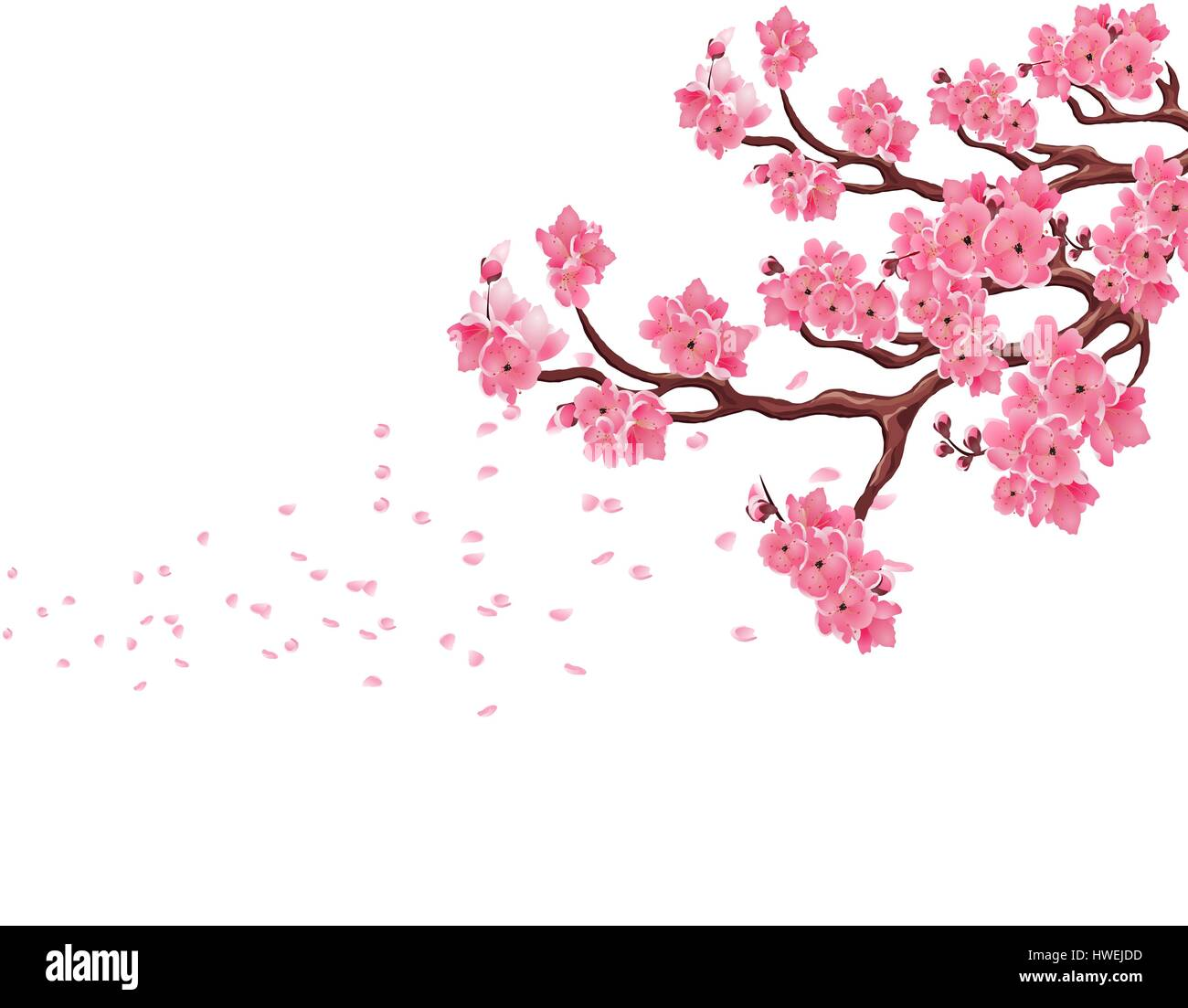 Decorative Peach Tree