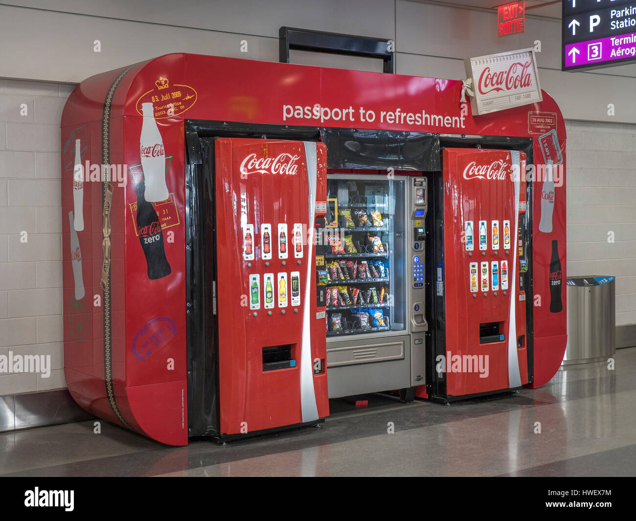 coca cola s new vending machine case analysis Free essay: coca cola company would like to introduce the market with the vending machine technology, a new technology with changed price according to.