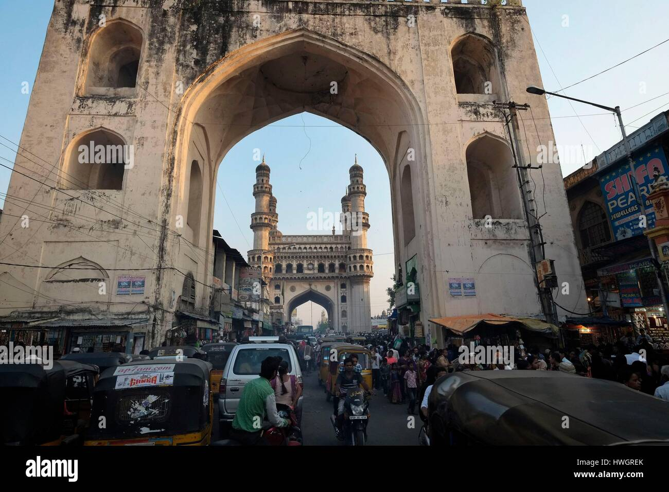 India state of telangana hyderabad the monument of for Architecture interior design hyderabad telangana