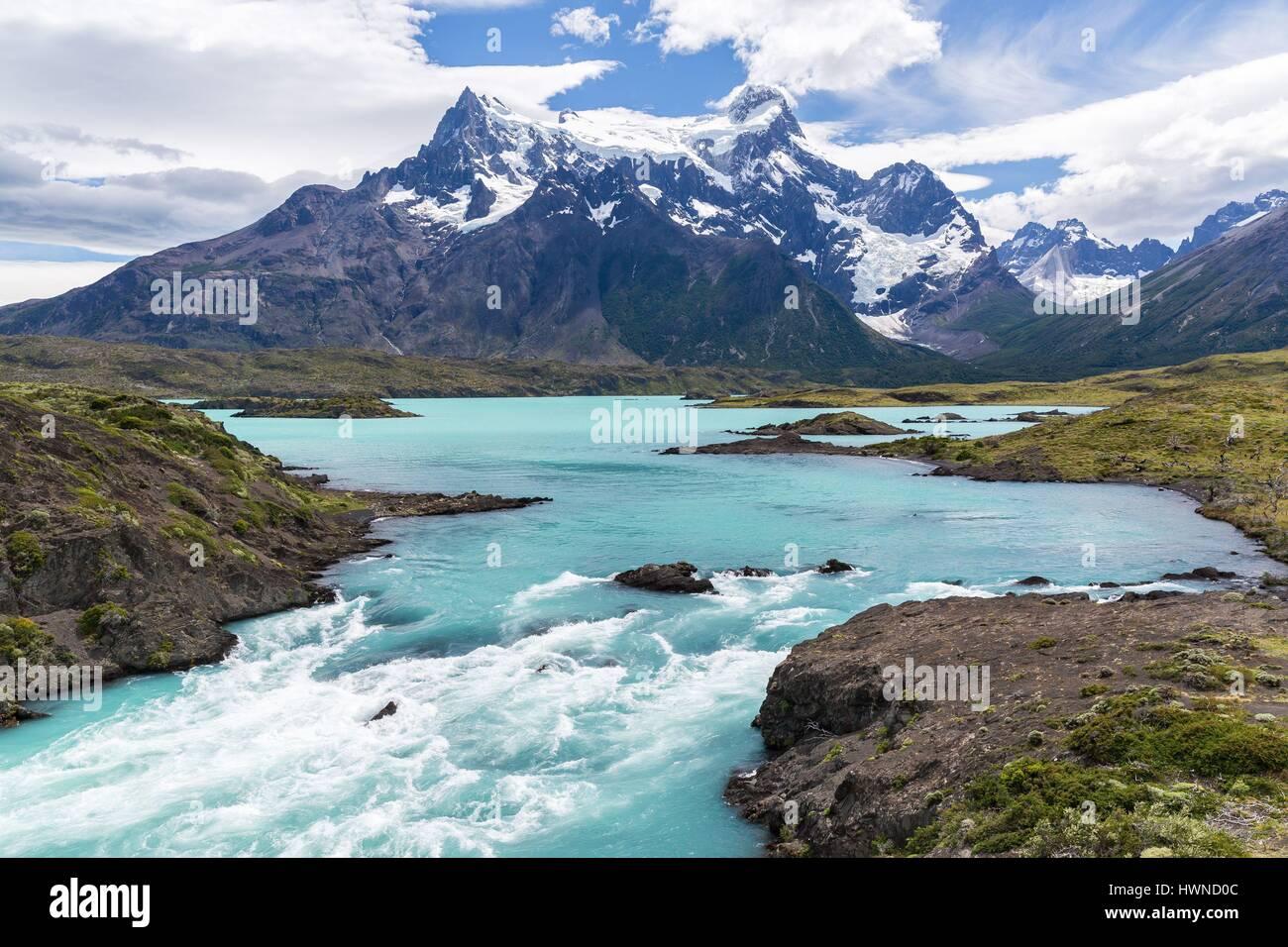 Patagonia South America >> Chile, Patagonia, Aysen region, Torres del Paine national ...