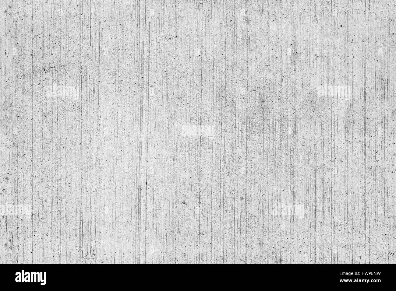 Line Texture Wall : Rough white concrete wall with vertical lines pattern