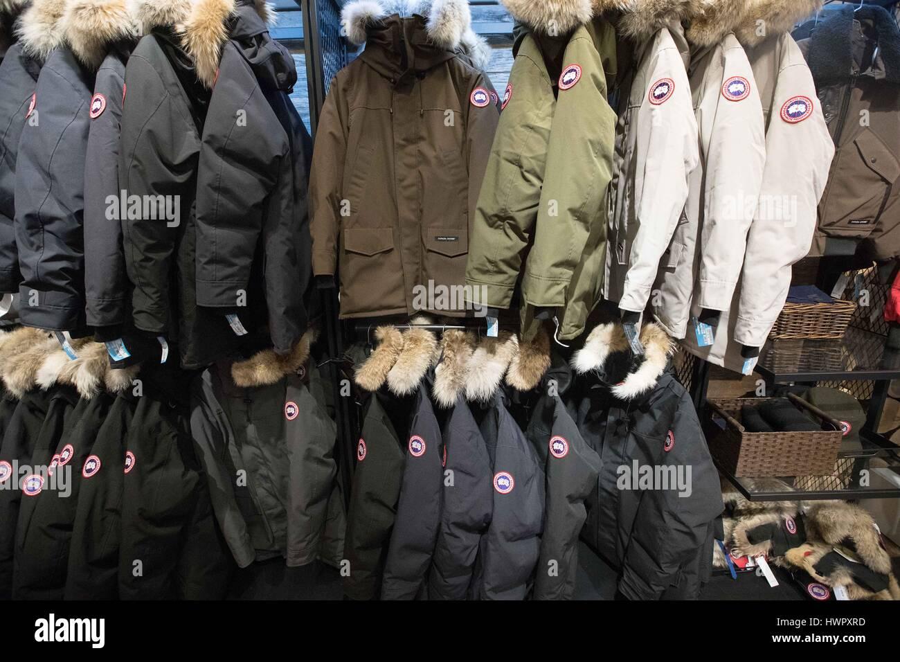 canada goose store ontario