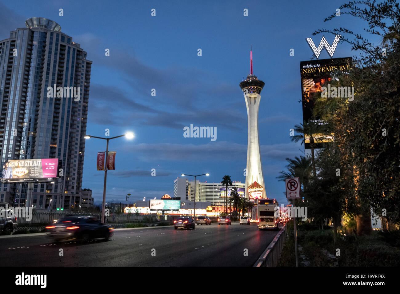 stratosphere hotel and casino las vegas