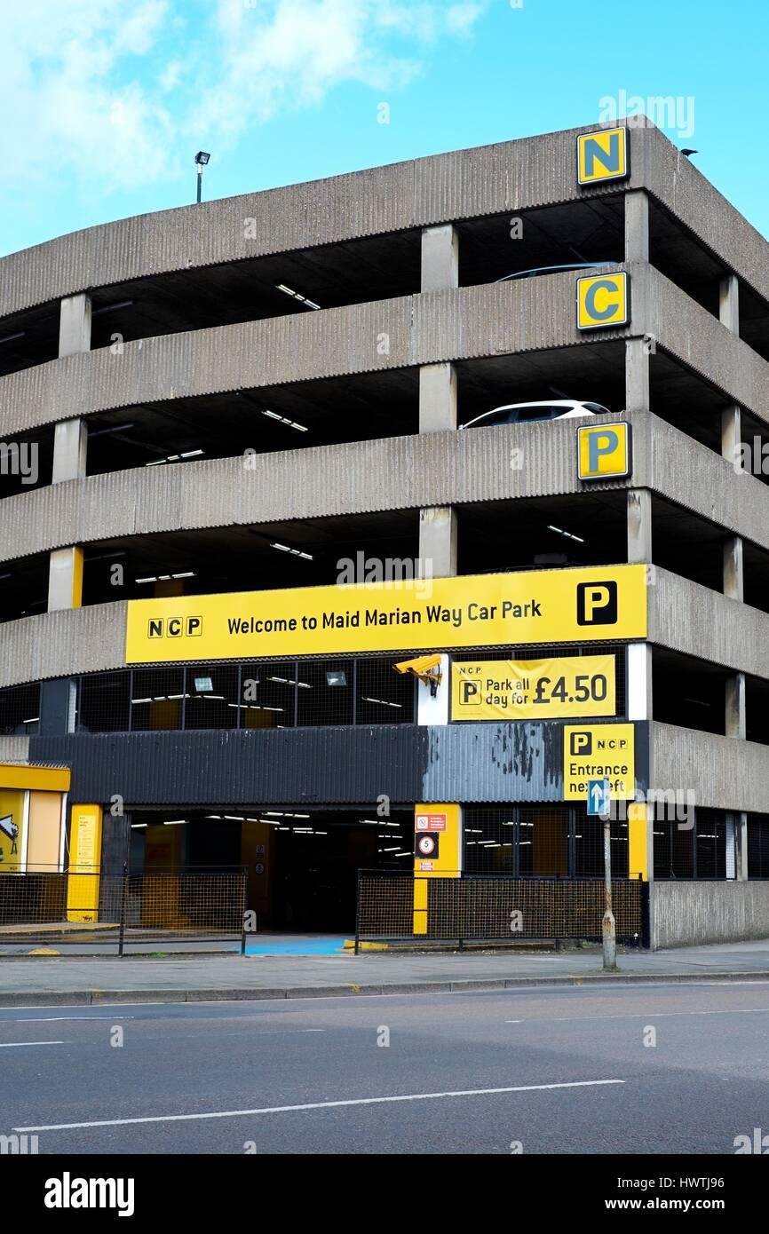 Ncp Car Park Richmond