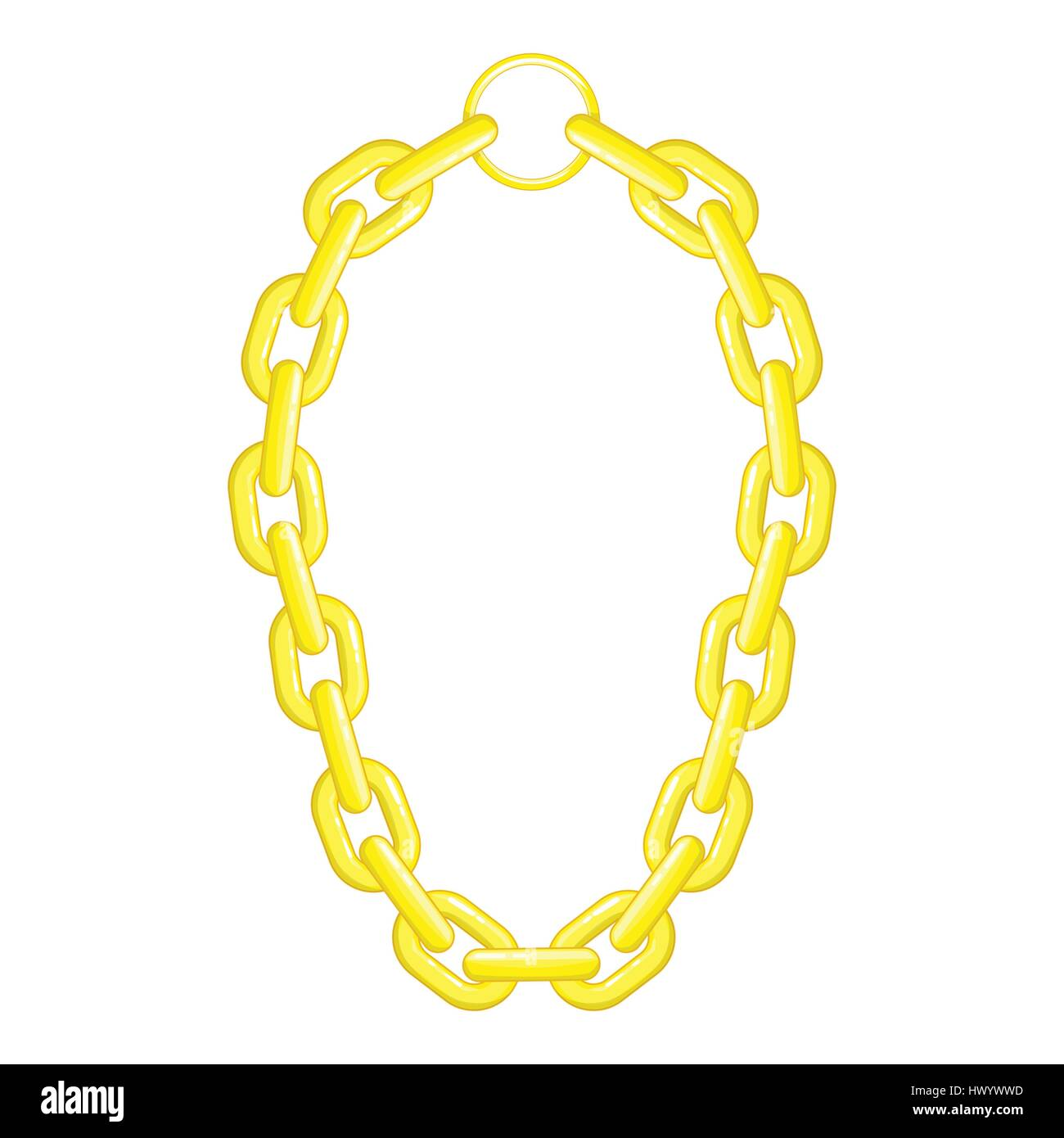 Necklace Chain Vector