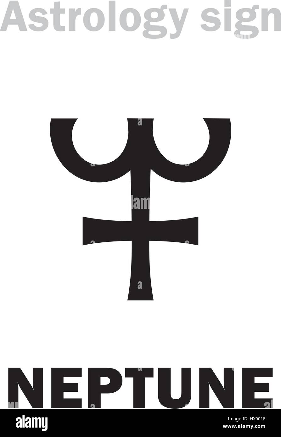 Astrology alphabet neptune planet hieroglyphics character sign astrology alphabet neptune planet hieroglyphics character sign single symbol biocorpaavc Image collections