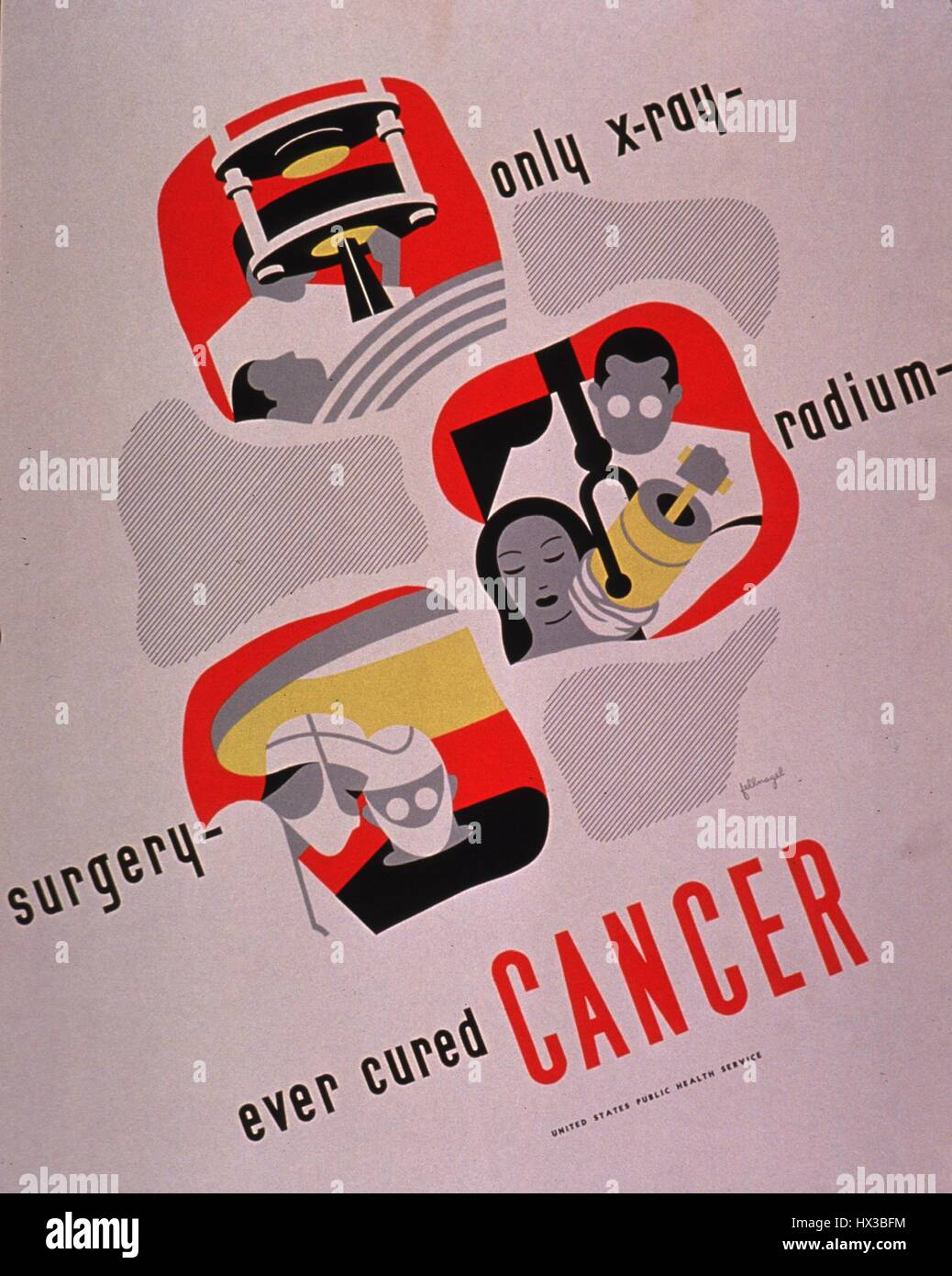 X ray poster design - X Ray Poster Design Poster For The Only X Ray Radium Surgery That Ever Cured