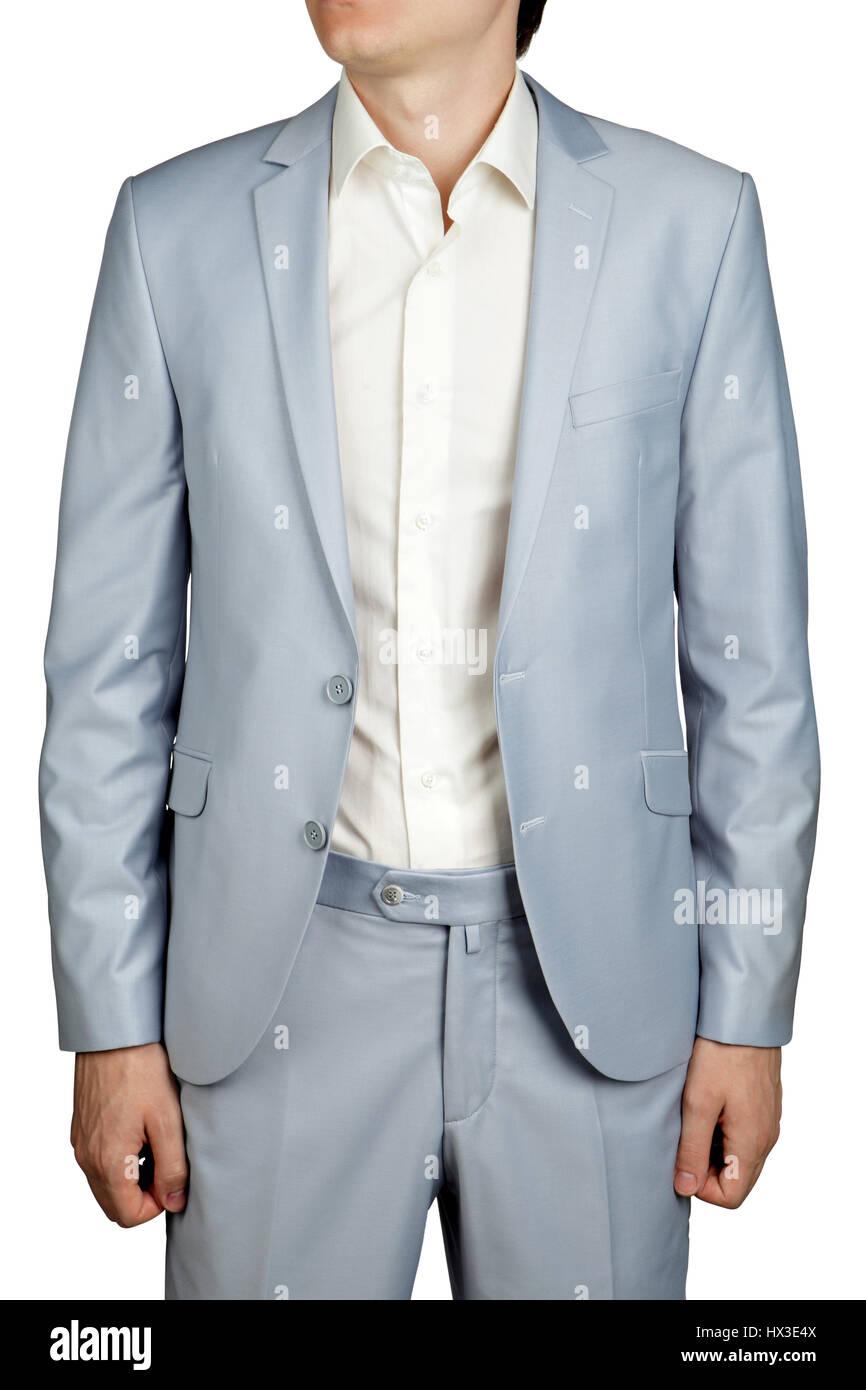Dorable Mens White Wedding Suit Adornment - All Wedding Dresses ...