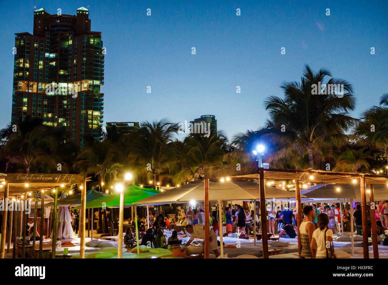 Nikki Beach Lifestyle Miami Beach Fl