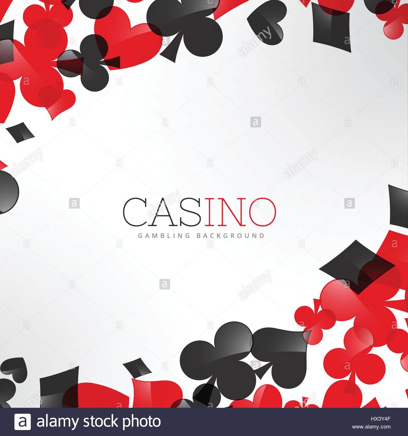 Casino background with playing cards symbols stock vector art casino background with playing cards symbols biocorpaavc