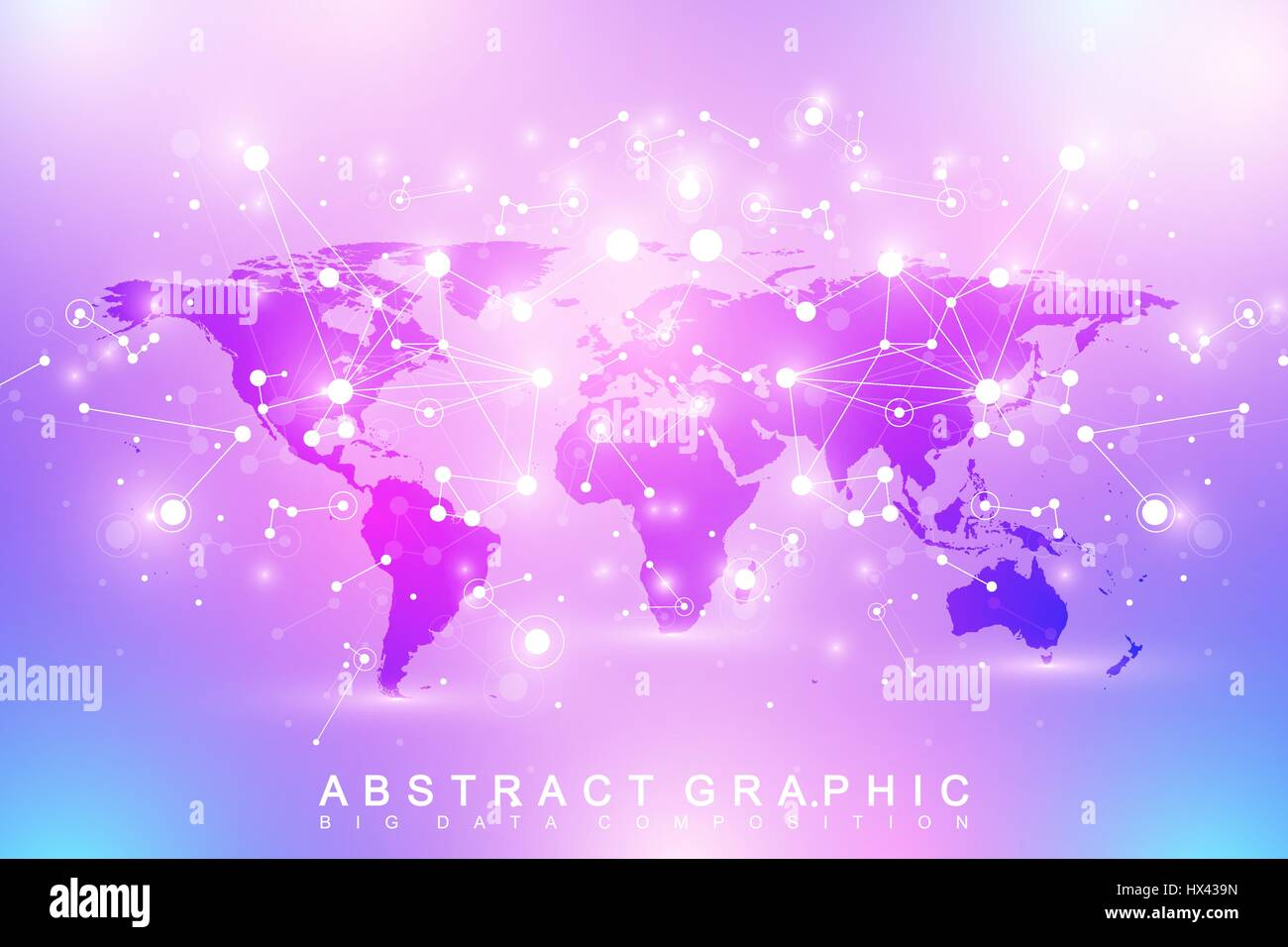 Geometric graphic background communication with political world geometric graphic background communication with political world map big data complex with compounds perspective gumiabroncs Choice Image