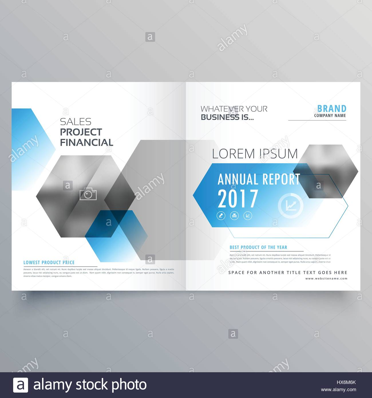 creative cover page template