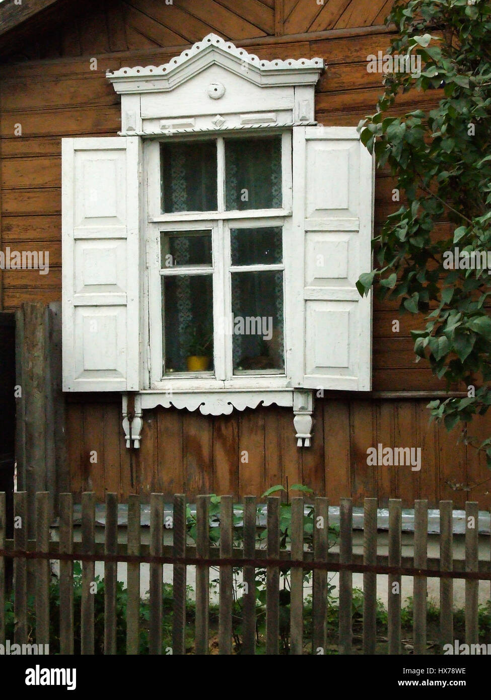 Decorative Windows For Houses decorative windows for houses decorative windows for houses ingeflinte best model A Traditional Russian House Made Of Wood Or Timbers And With Nalichniki Fancy Decorative Wood Trim Around The Windows This Style Of House Is Disa