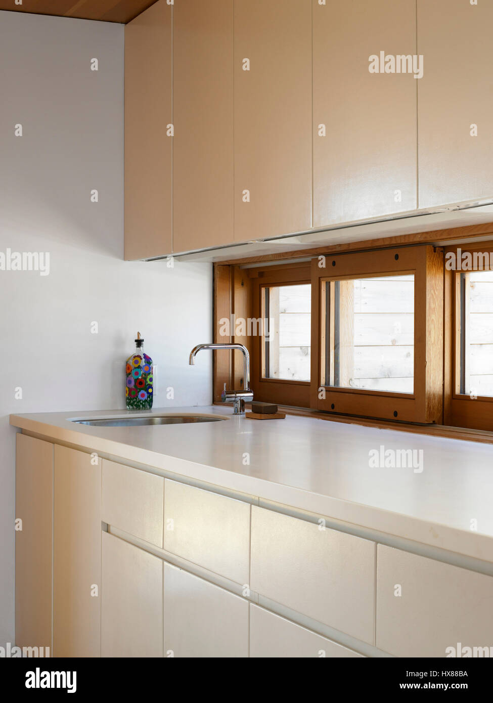 Galley Kitchen On The Upper Floor Building Code Did Not