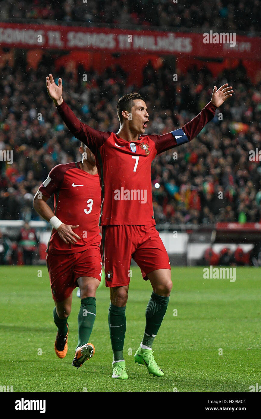 Portugal lisbon march 25 2017 world cup qualifiers - Qualification portugal coupe du monde ...