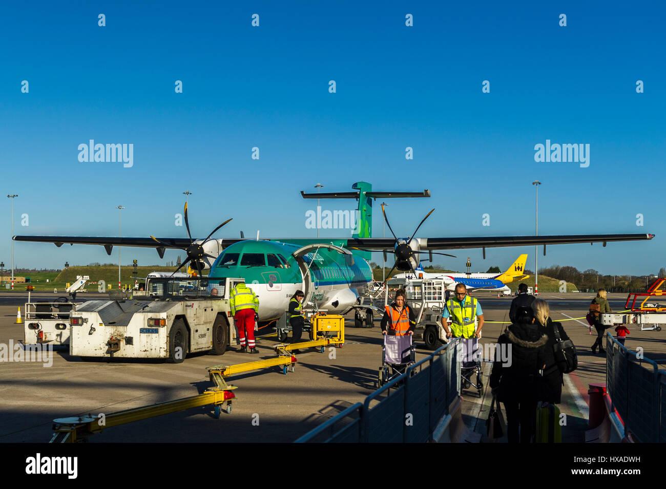 Stobart Air Staff Travel