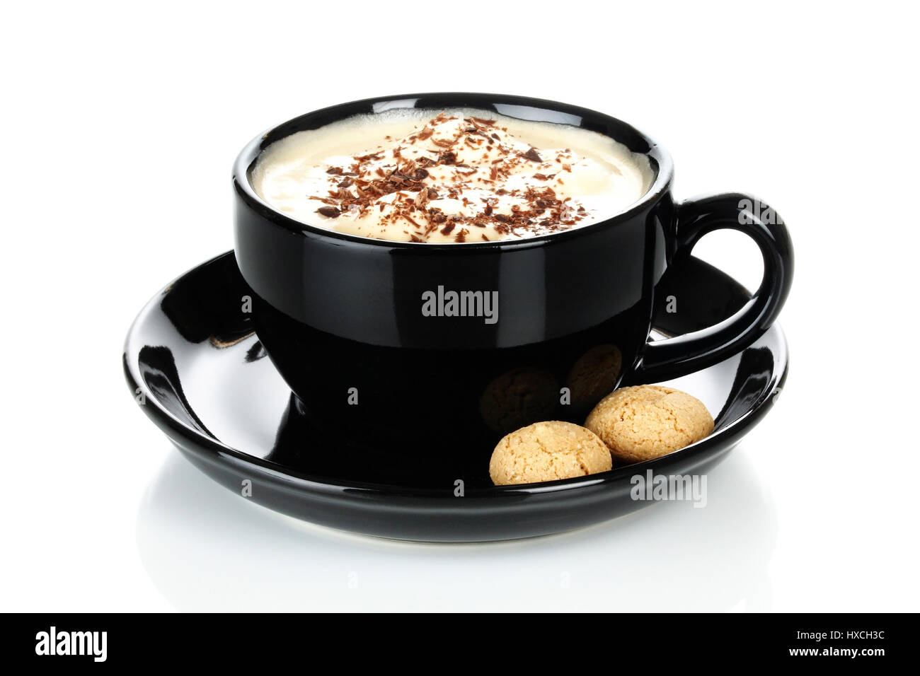 Cup of coffee - cup with Coffee - Cappucino, Tasse Kaffee - Cup with ...