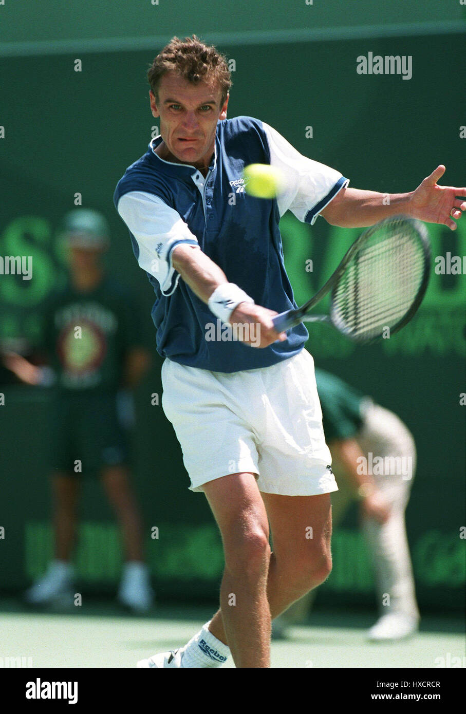 MATS WILANDER SWEDEN 04 April 1996 Stock Royalty Free Image