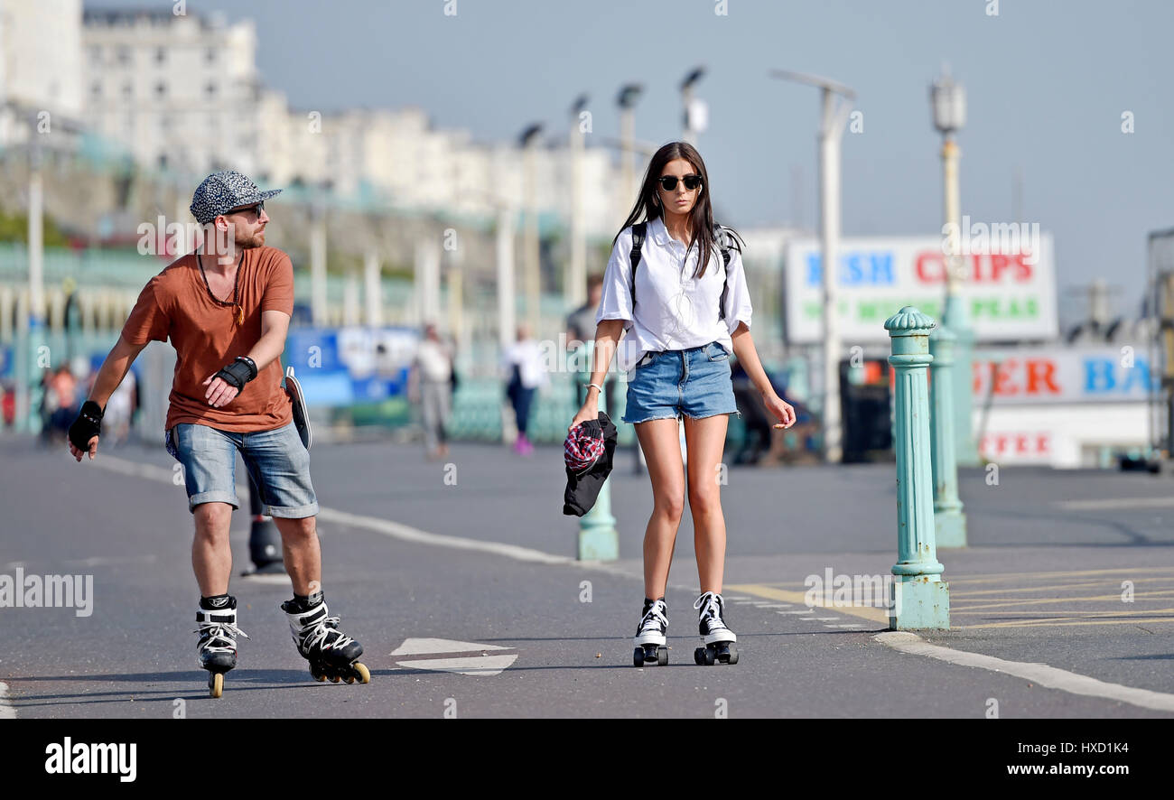 Roller skates brighton