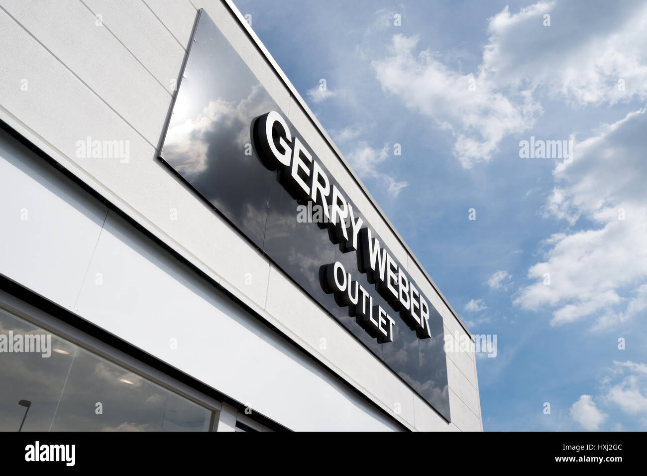 Gerry Weber Outlet Store. Gerry Weber is a German fashion Stock ...