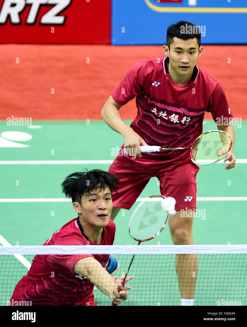 NEW DELHI March 29 2017 Xinhua Liao Kuan Hao