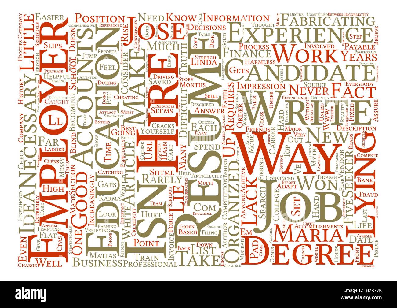 there s no need to pad your resume text background word cloud