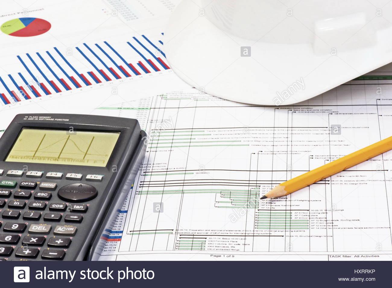 Analyzing construction progress program and calculating statistics analyzing construction progress program and calculating statistics using a scientific calculator ccuart Choice Image