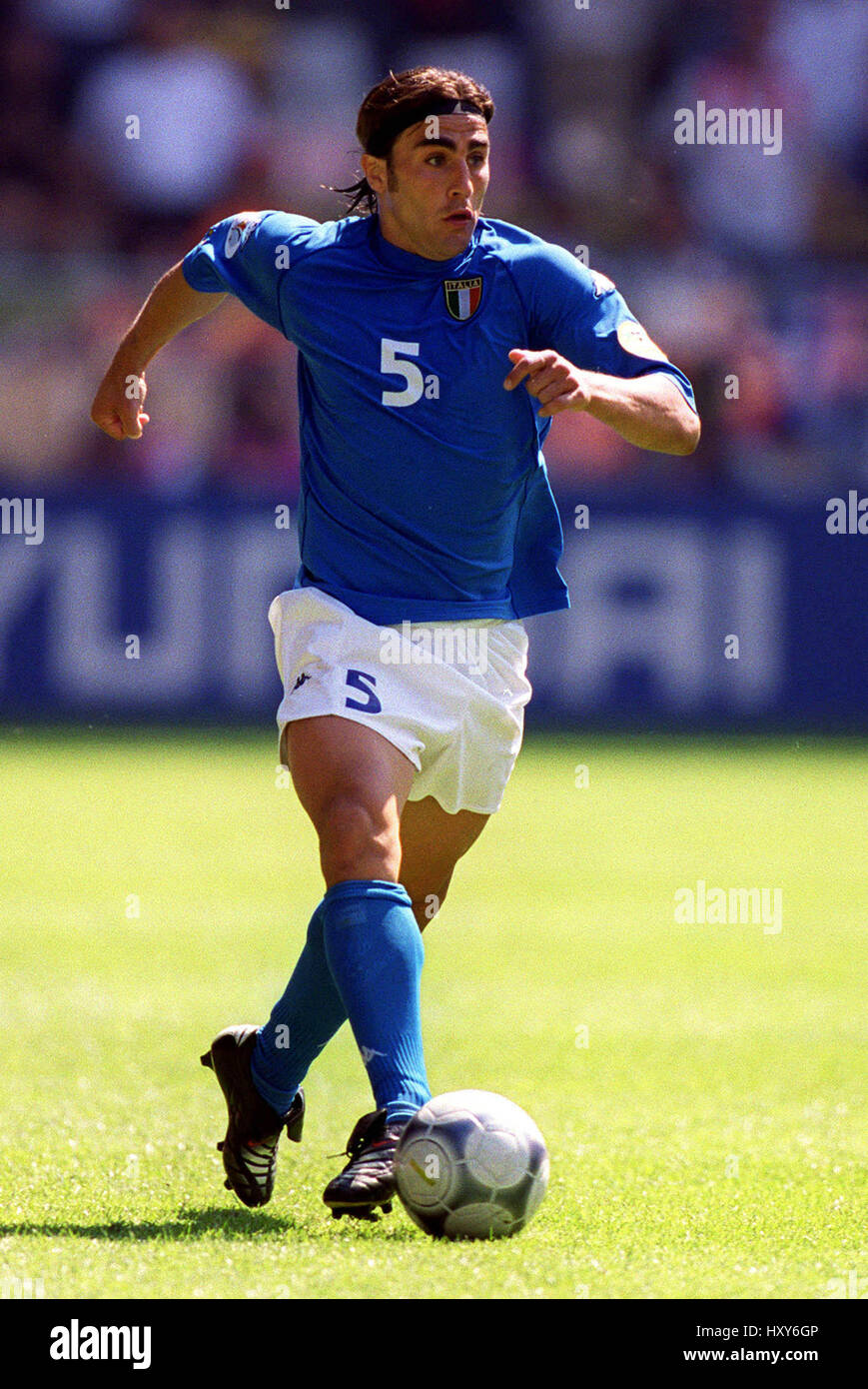 FABIO CANNAVARO ITALY & PARMA 11 June 2000 Stock Royalty