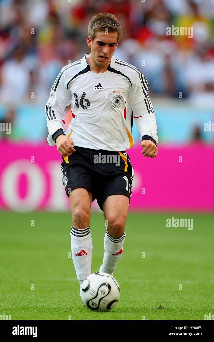 PHILIPP LAHM GERMANY & BAYERN MUNICH WORLD CUP MUNICH GERMANY 09