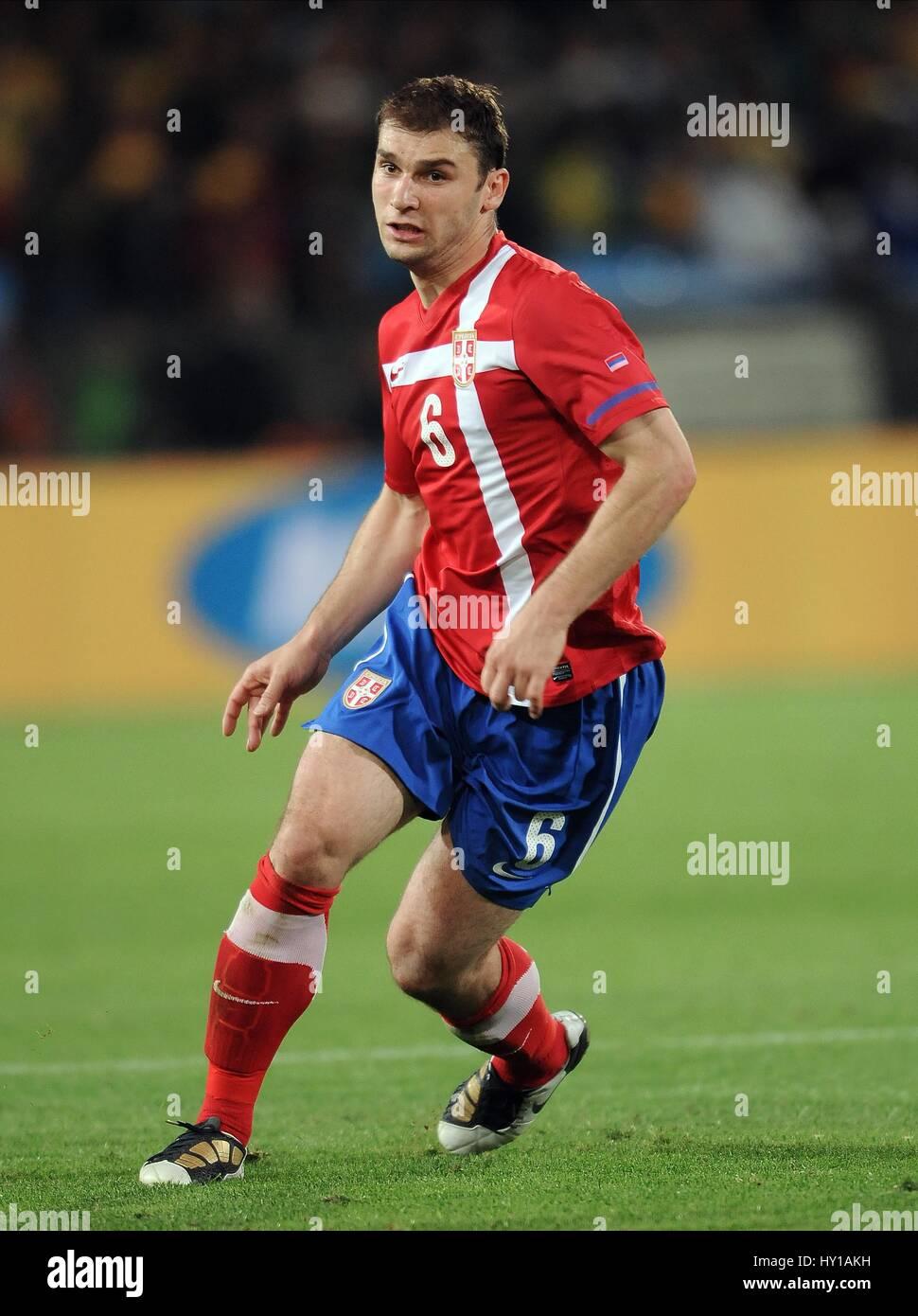 BRANISLAV IVANOVIC SERBIA & CHELSEA FC SERBIA & CHELSEA FC LOFTUS